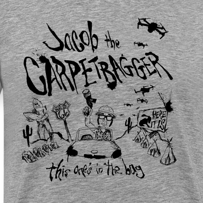 Carpetbagger Fear and Loathing Shirt