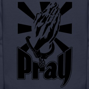 pray and pray - Kids' Hoodie