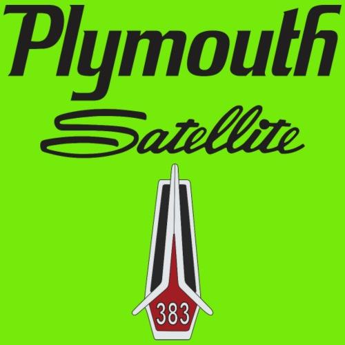 Plymouth Satellite 383