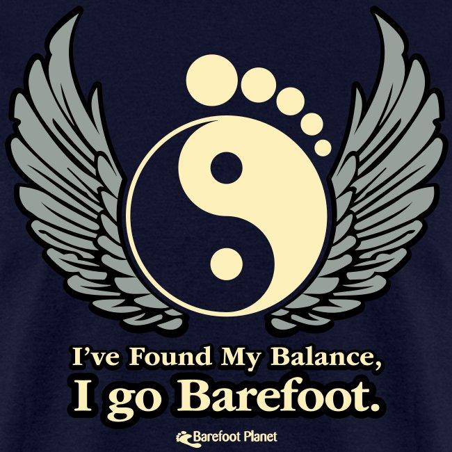 Barefoot Balance 2 - Men's Tee
