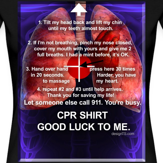 CPR Shirt #3
