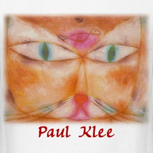 Paul Klee - Cat and Bird - Men's T-Shirt