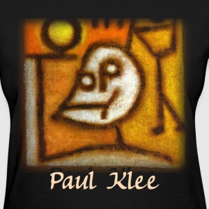 Paul Klee - Death and Fire - Women's T-Shirt