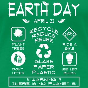 Earth Day Tips T-Shirt