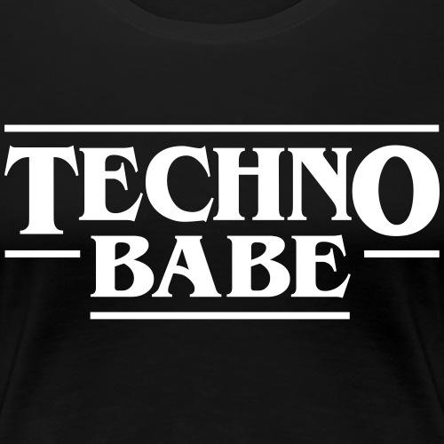 Techno Babe II