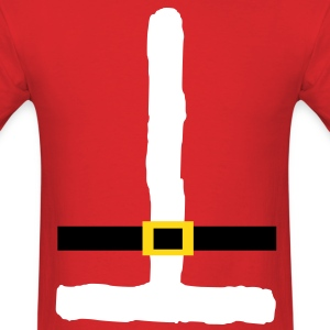 Santa Suit T-Shirts - Men's T-Shirt