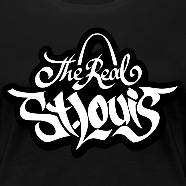 The Real St. Louis Women's Tee
