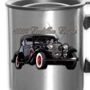 1932 Cadillac Coupe Travel Mug - Travel Mug