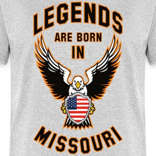 Legends are born in Missouri