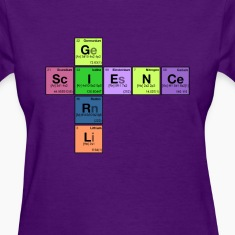 SCIENCE GIRL! - Periodic Elements Scramble