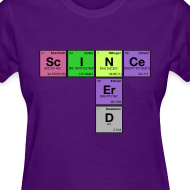 Design ~ SCIENCE NERD! Periodic Elements Scramble