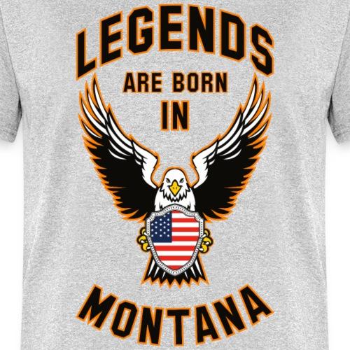 Legends are born in Montana