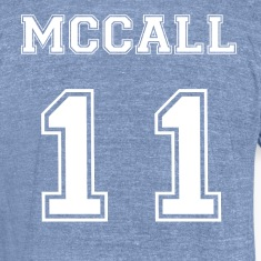 Lacrosse McCall T-Shirts
