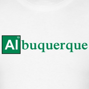 Bad Albuquerque T-Shirts - Men's T-Shirt