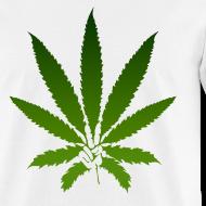 Design ~ PeaceAndPot Men's Shirt 2