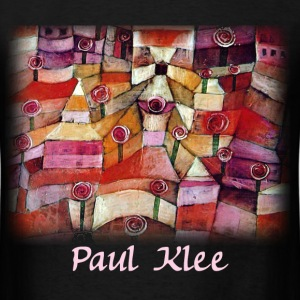 Paul Klee - Rose Garden - Men's T-Shirt