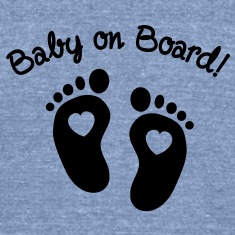 Baby on Board T-Shirts