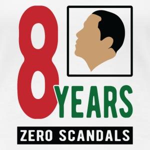 8 Years Zero Scandals