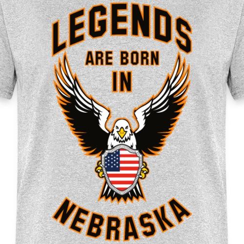 Legends are born in Nebraska