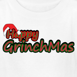 Happy Grinch Mas - Kids' T-Shirt