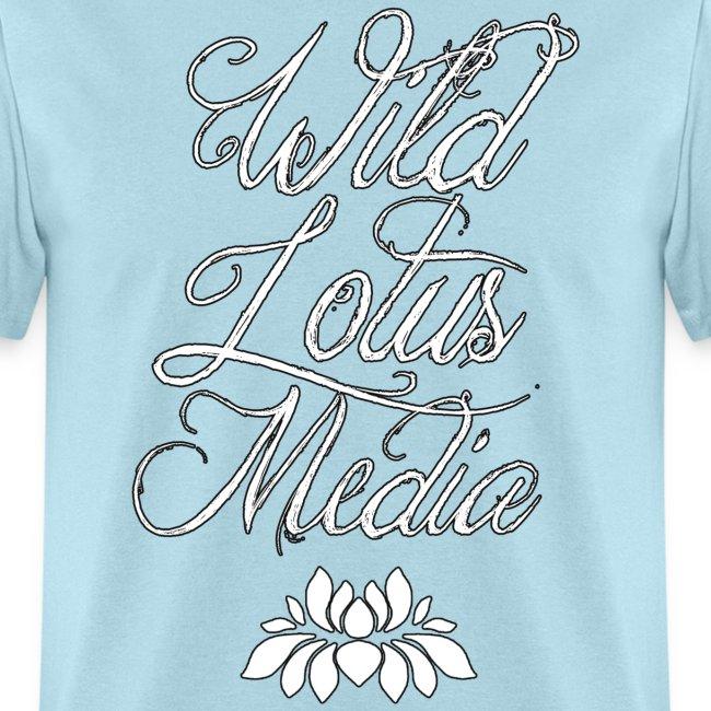 Wild Lotus Media Script Tee