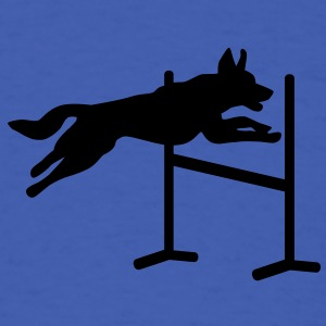 Dog agility T-Shirts - Men's T-Shirt