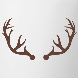 Deer antlers Accessories - Coffee/Tea Mug