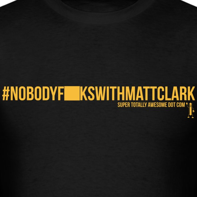 Nobody F**ks with Matt Clark (edited)