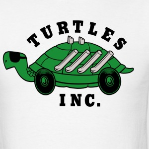 Turtles Inc - Men's T-Shirt