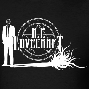 Lovecraft - Men's T-Shirt