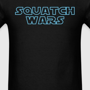 Squatch Wars T-Shirts - Men's T-Shirt