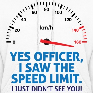 Speed Limit 2 (dd)++2012 Hoodies - Women's Hoodie