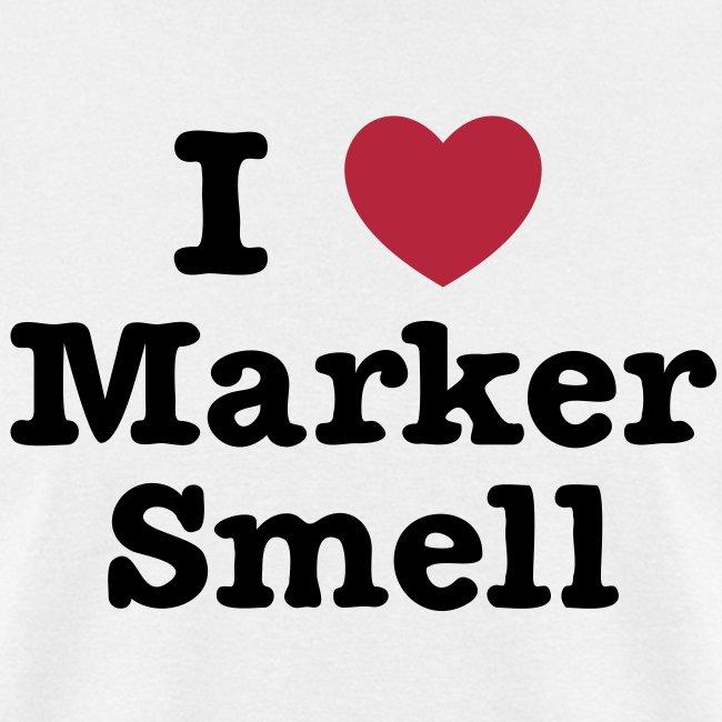 I *heart* Marker Smell