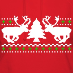 Funny! Ugly Christmas Sweater