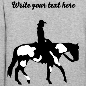 Painthorse Pleasure Cowgirl Westernlady Hoodies - Women's Hoodie