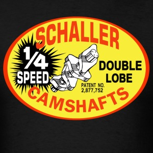 Schaller Camshafts - Men's T-Shirt