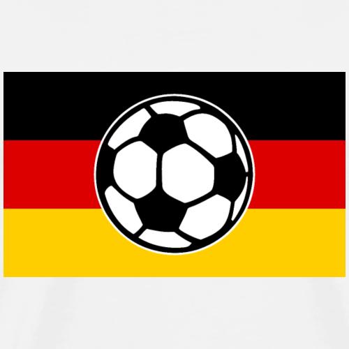 Soccer Germany Flag