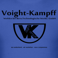 Design ~ Voight Kampff - OffWorld Colonies