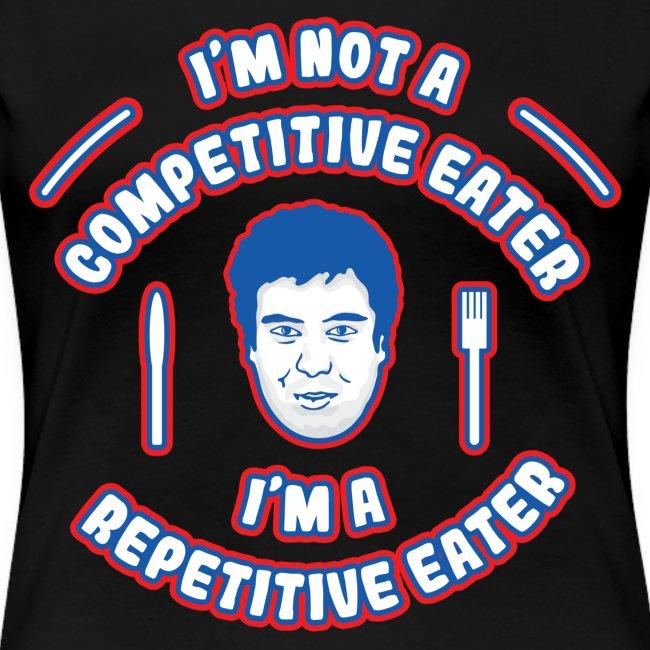 Repetitive Eater Shirt (Women's)