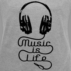 Music Is Life Headphones