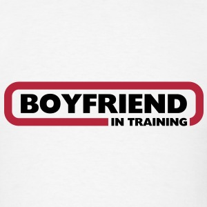 Boyfriend in Training - Men's T-Shirt