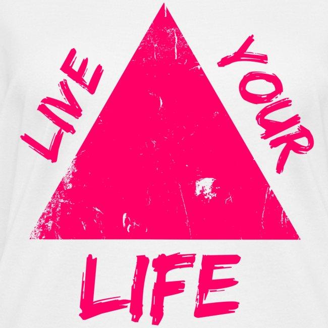 Live Your Live V-Neck