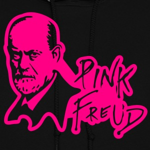 PINK FREUD High Quality Printing for Dark Colors Hoodies - Women's Hoodie
