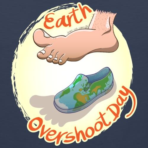 Oversized Footprint Earth Overshoot Day