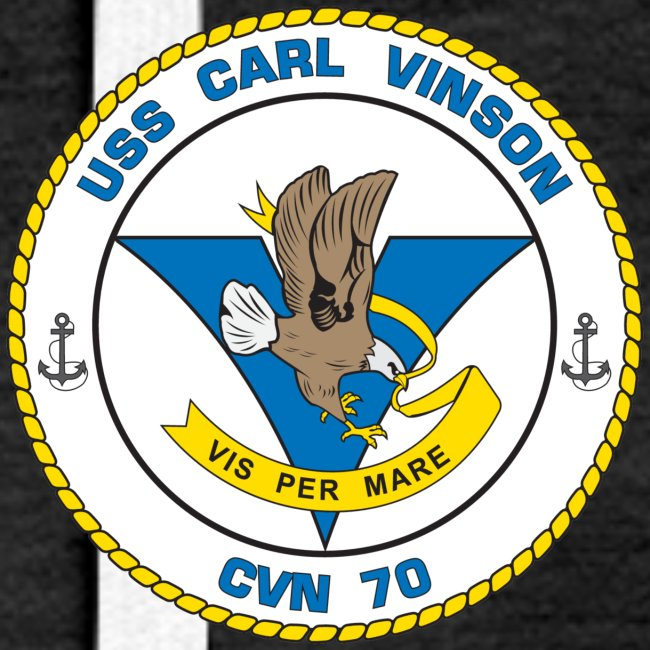 USS CARL VINSON 2018 WOMENS CRUISE HOODIE