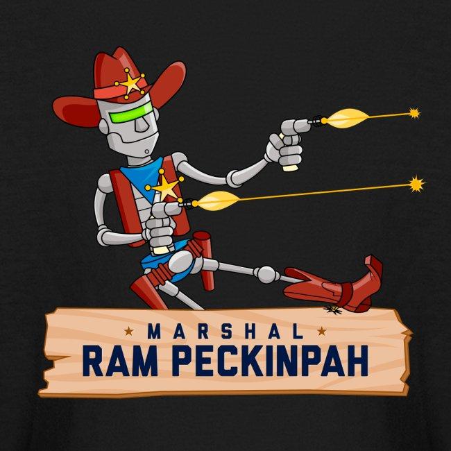 Marshal Ram Kid's Long Sleeve T-Shirt