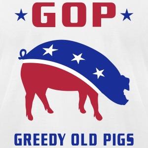 GOP Greedy Old Pigs