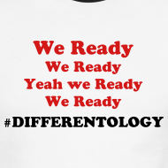 Design ~ We Ready #Differentology