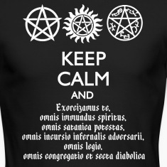 KEEP CALM AND SPEAK LATIN