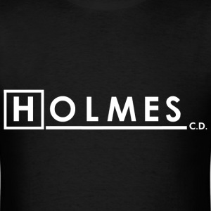 SHERLOCK HOLMES, CONSULTING DETECTIVE - Men's T-Shirt